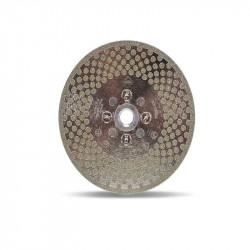 Disco Diamante corte y desbaste ECD 115 MM Rubi