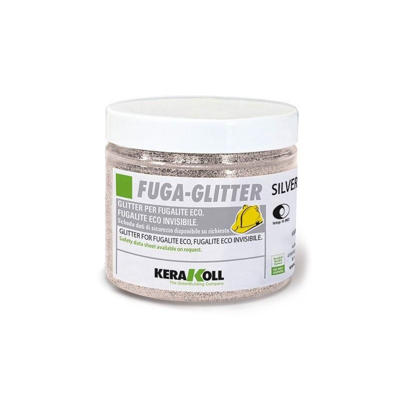 Fuga-Glitter Silver 100gr. Kerakoll