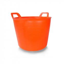 Capazo plástico Naranja N....