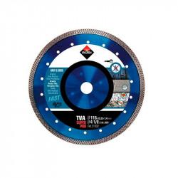 Disco diamante porcelánico TVA 31932 115 mm. Rubi