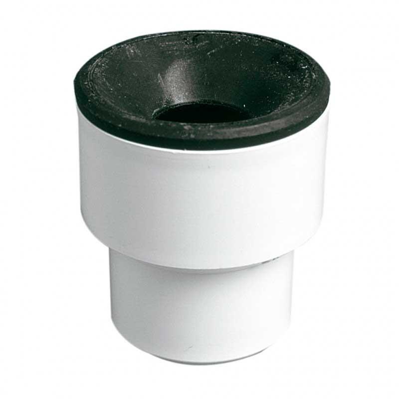 Manguito PVC-Plomo 40-28/35 A-54 Jimten