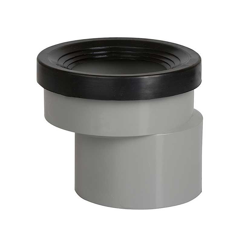 Manguito Inodoro Excéntrico PVC 110 S-213 Jimten