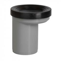 Manguito Inodoro Excéntrico PVC 90 S-213 Jimten