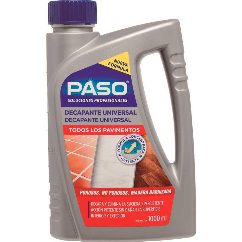 Paso Decapante Universal Botella 1L Ceys