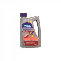 Paso Elimina Cemento Terracota Poroso 1L Ceys