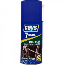 7 Usos Superlubricante 150 ml Ceys