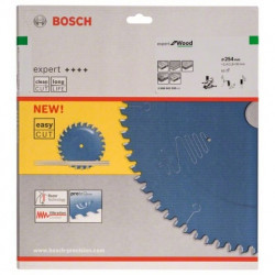 Hoja de sierra circular Bosch Expert for Wood Ø254mm. ATB 60