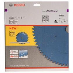 Hoja de sierra circular Bosch Expert for Multi Material  Ø254mm. TCG 80