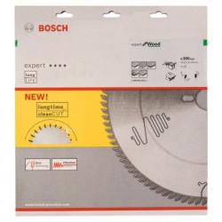 Hoja de sierra circular Expert for Wood Ø300mm. ATB 72
