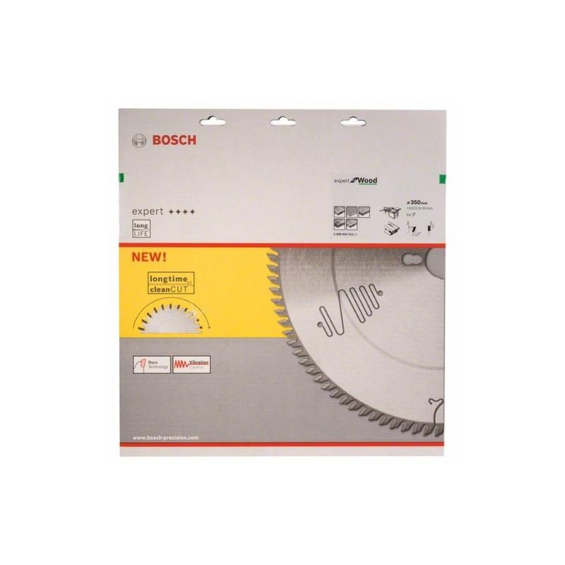 Hoja de sierra circular Bosch Expert for Wood Ø350mm. ATB 54