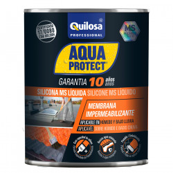 AQUAPROTECT SILICONA MS LIQUID BOTE 1 KILOGRAMO TERRACOTA