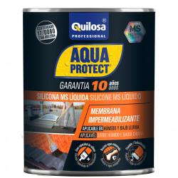 AQUA PROTECT SILICONA MS Líquida 1Kg Blanco.