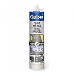 Silicona Mármol y Piedra Natural 290 ml Translúcido Quilosa