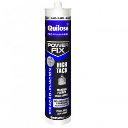 POWERFIX HIGH TACK 290 ml Blanco Quilosa