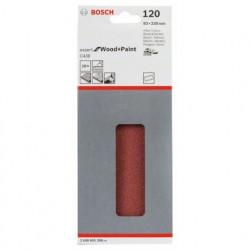 Hoja de lija Bosch Expert for Wood and Paint C430 Grano 120 93x230mm.