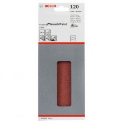 Hoja de lija Bosch Expert for Wood and Paint C430 Grano 120 93x230mm.