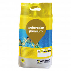 WeberColor Premium 5Kg. Blanco