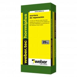 WeberTec Hormiplus 25Kg. Gris