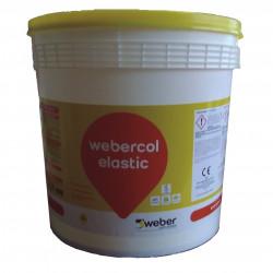 WeberCol Elastic 10Kg. Blanco