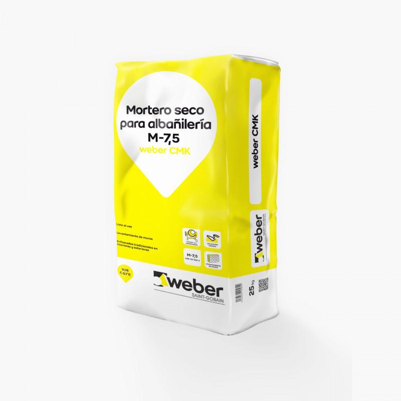 Weber CMK 25Kg. Gris
