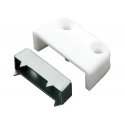 Tornillo Ensamble 40x21mm. Blanco  Modelo 1 de Amig