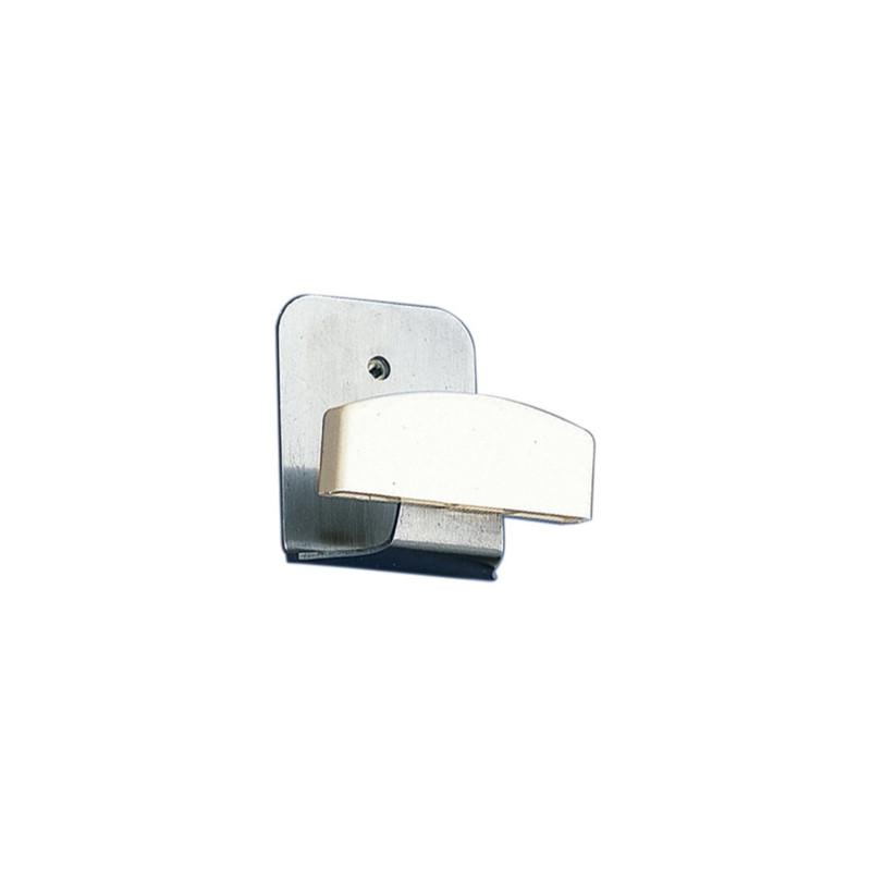Colgador adhesivo Blanco 50x40mm. de Amig