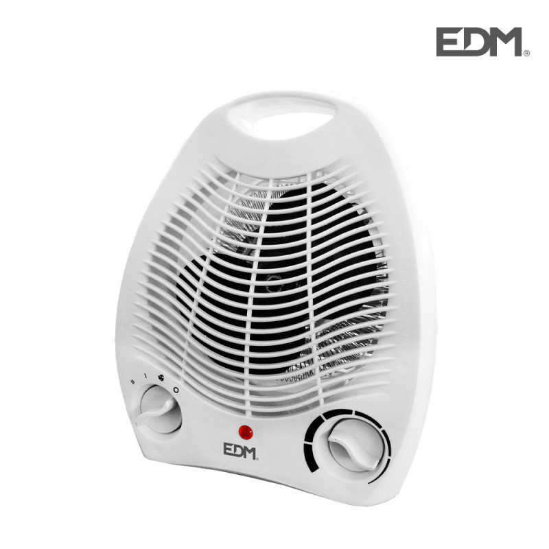 Calefactor de suelo - vertical - 1000-2000w - edm