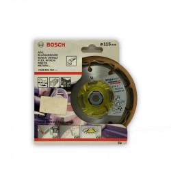 Disco de diamante Bosch Speedwave Profesional plus Ø115mm.
