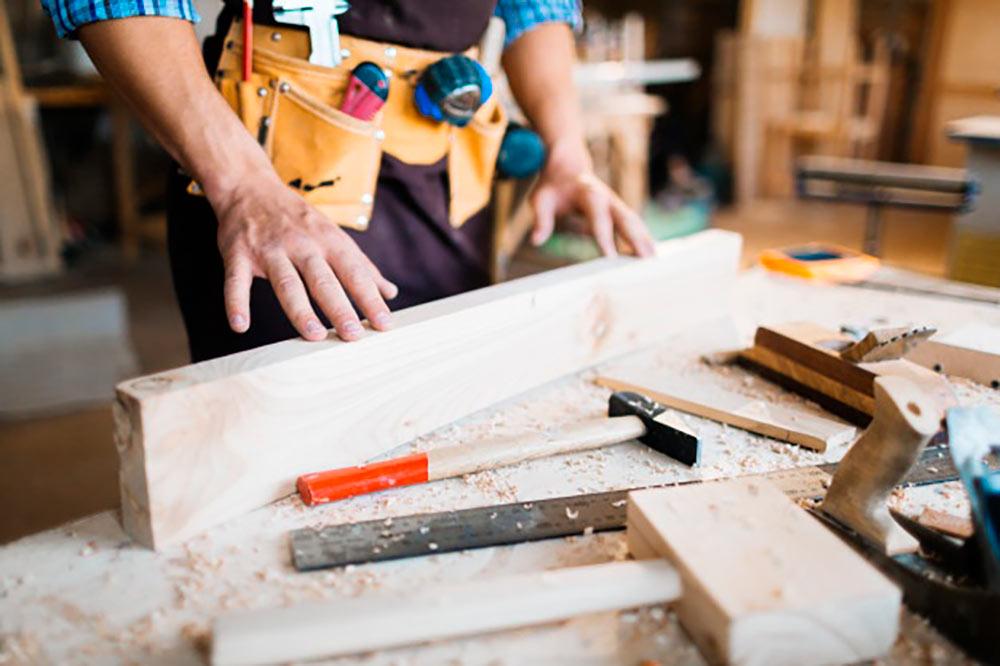 martillo de carpintero
