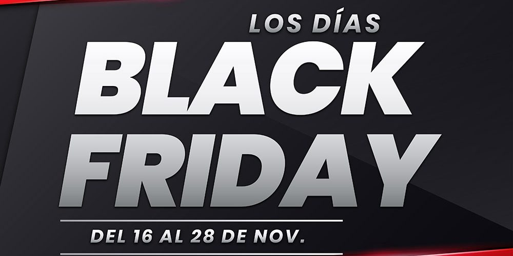 Black Friday Showroom Barral