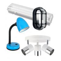 Oferta en productos y accesorios de iluminación