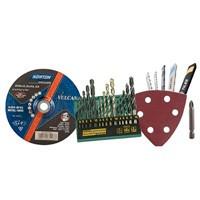 → ACCESORIOS Consumibles para herramientas | HB Barral