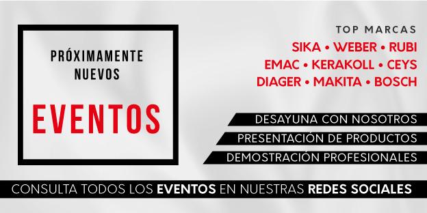 Eventos y demostraciones