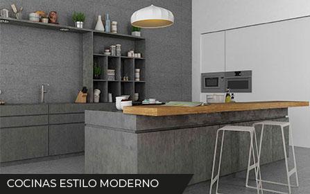 Cocina de estilo moderno