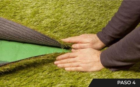 Cómo instalar césped artificial | Paso 04