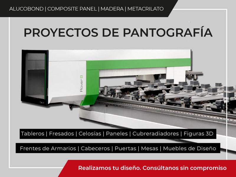 Proyecto de pantografía